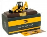 Britains 40571 JCB 1CX skid